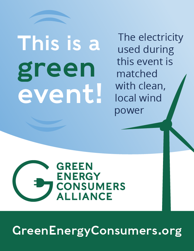 Green Energy Consumers Green Event Icon 1
